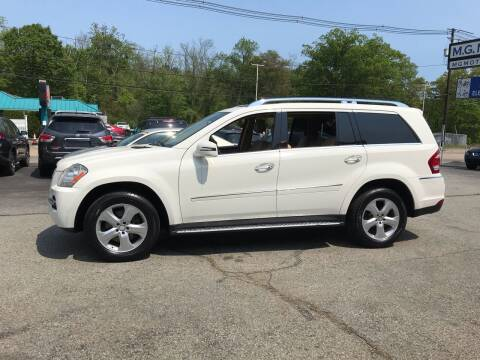 2012 Mercedes-Benz GL-Class for sale at M G Motors in Johnston RI