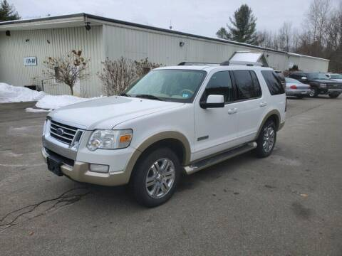 2006 Ford Explorer for sale at Pelham Auto Group in Pelham NH