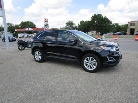 2017 Ford Edge for sale at Padgett Auto Sales in Aberdeen SD