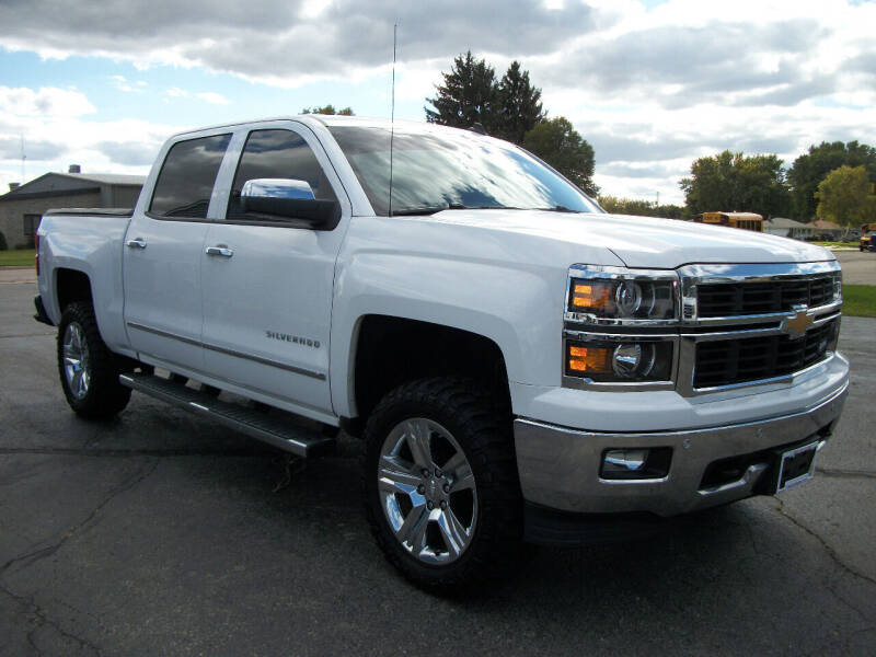 2014 Chevrolet Silverado 1500 for sale at USED CAR FACTORY in Janesville WI