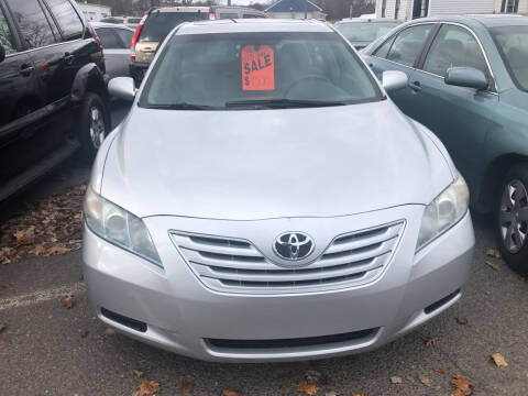 2008 Toyota Camry Hybrid for sale at Whiting Motors in Plainville CT