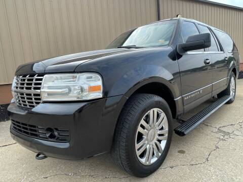 2008 Lincoln Navigator L for sale at Prime Auto Sales in Uniontown OH