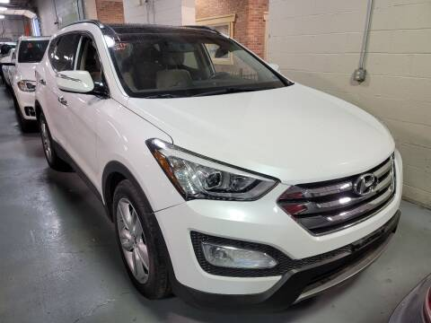 2014 Hyundai Santa Fe Sport for sale at AW Auto & Truck Wholesalers  Inc. in Hasbrouck Heights NJ