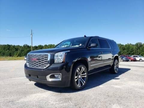 2020 GMC Yukon XL for sale at Hardy Auto Resales in Dallas GA