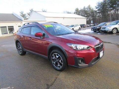 2019 Subaru Crosstrek for sale at BELKNAP SUBARU in Tilton NH