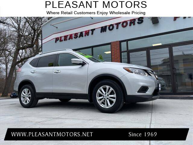 2014 Nissan Rogue for sale at Pleasant Motors in New Bedford MA