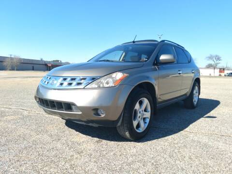 2003 Nissan Murano for sale at Auto District in Baytown TX