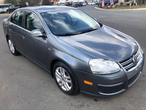 2009 Volkswagen Jetta for sale at Dreams Auto Group LLC in Sterling VA