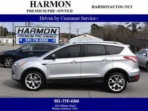 2015 Ford Escape for sale at Harmon Premium Pre-Owned in Benton AR