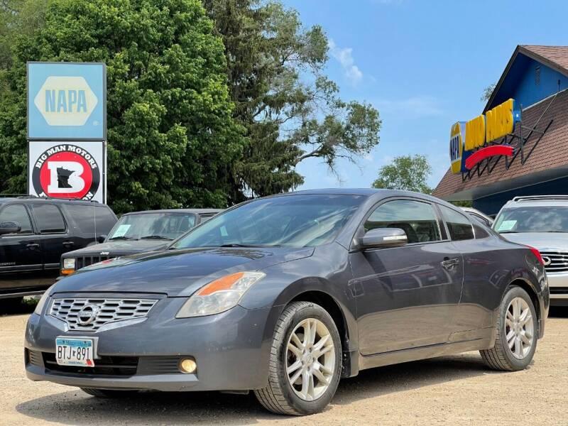 2008 Nissan Altima for sale at Big Man Motors in Farmington MN
