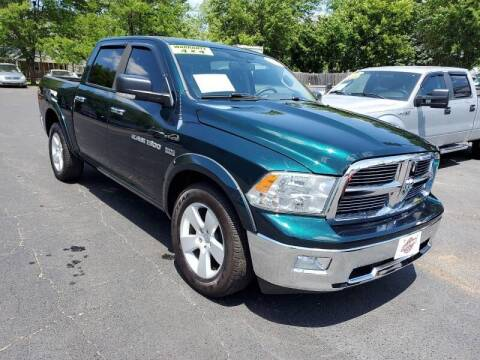 2011 RAM Ram Pickup 1500 for sale at Stach Auto in Edgerton WI