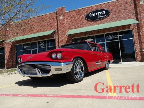 1959 Ford Thunderbird for sale at Garrett Classics in Lewisville TX