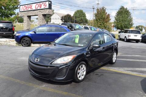 2011 Mazda MAZDA3 for sale at I-DEAL CARS in Camp Hill PA