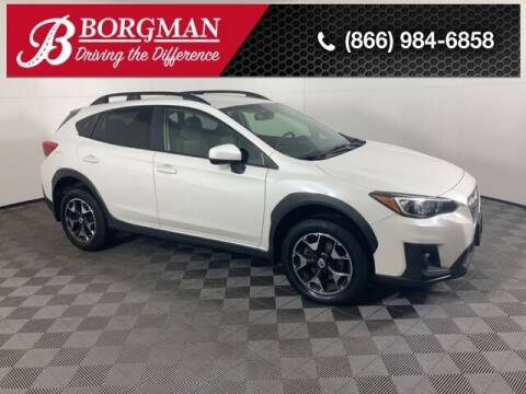 2018 Subaru Crosstrek for sale at BORGMAN OF HOLLAND LLC in Holland MI