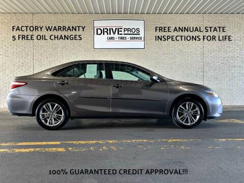 2017 Toyota Camry for sale at Drive Pros in Charles Town WV