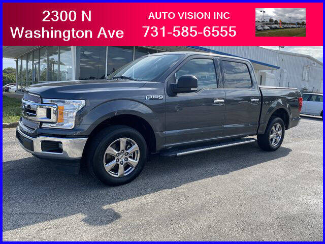 2019 Ford F-150 for sale at Auto Vision Inc. in Brownsville TN