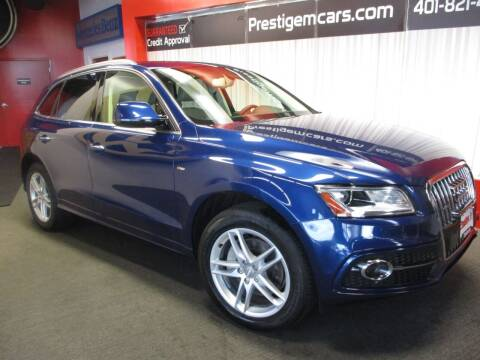 2016 Audi Q5 for sale at Prestige Motorcars in Warwick RI