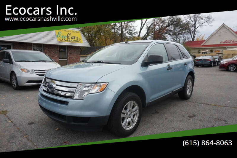 2008 Ford Edge for sale at Ecocars Inc. in Nashville TN