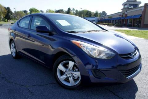 2013 Hyundai Elantra for sale at CU Carfinders in Norcross GA