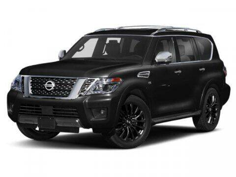 2020 Nissan Armada for sale at RDM CAR BUYING EXPERIENCE in Gurnee IL