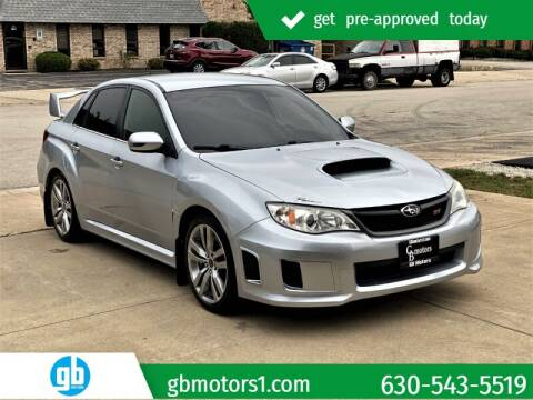 2013 Subaru Impreza for sale at GB Motors in Addison IL