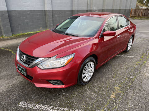 2016 Nissan Altima for sale at APX Auto Brokers in Lynnwood WA