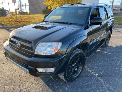 2003 Toyota 4Runner for sale at Supreme Auto Gallery LLC in Kansas City MO