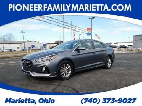 2018 Hyundai Sonata for sale at Pioneer Family auto in Marietta OH