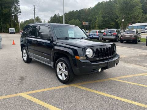 2011 Jeep Patriot for sale at Galaxy Auto Sale in Fuquay Varina NC