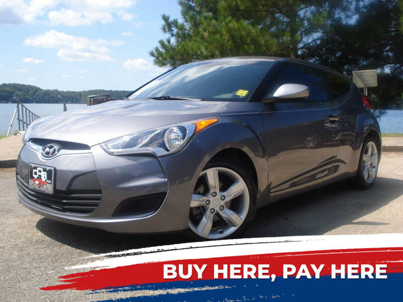 2013 Hyundai Veloster for sale at Car Store Of Gainesville in Oakwood GA