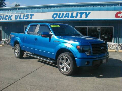 2014 Ford F-150 for sale at Dick Vlist Motors, Inc. in Port Orchard WA