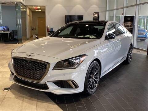 2020 Genesis G80 for sale at CU Carfinders in Norcross GA