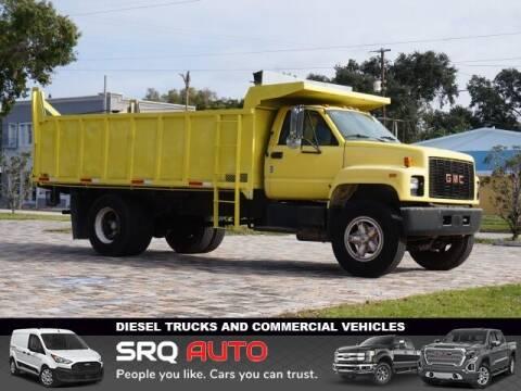 1990 GMC C7500 for sale at SRQ Auto LLC in Bradenton FL