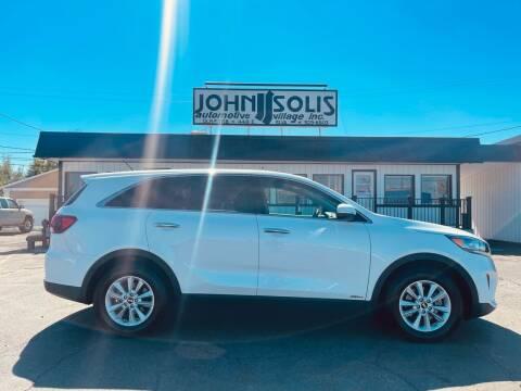 2019 Kia Sorento for sale at John Solis Automotive Village in Idaho Falls ID