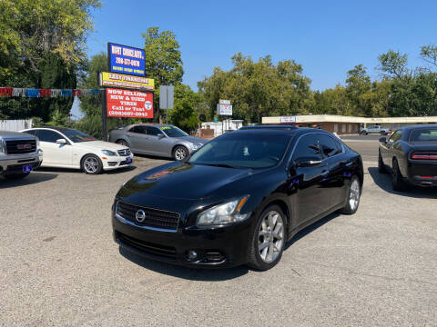 2011 Nissan Maxima for sale at Right Choice Auto in Boise ID