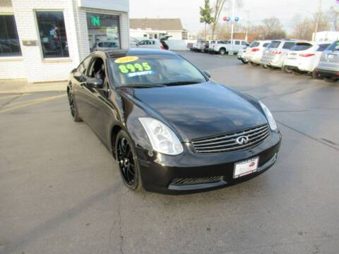 2006 Infiniti G35 for sale at Auto Land Inc in Crest Hill IL