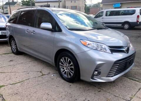 2020 Toyota Sienna for sale at MFG Prestige Auto Group in Paterson NJ
