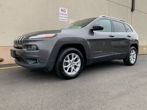 2014 Jeep Cherokee for sale at International Auto Sales in Hasbrouck Heights NJ