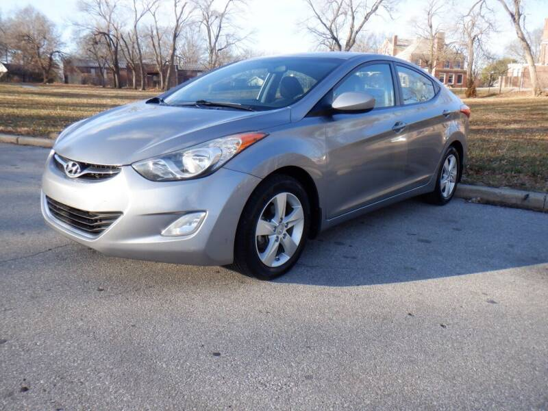 2013 Hyundai Elantra for sale at RENNSPORT Kansas City in Kansas City MO