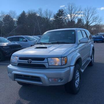 2001 Toyota 4Runner for sale at OFIER AUTO SALES in Freeport NY