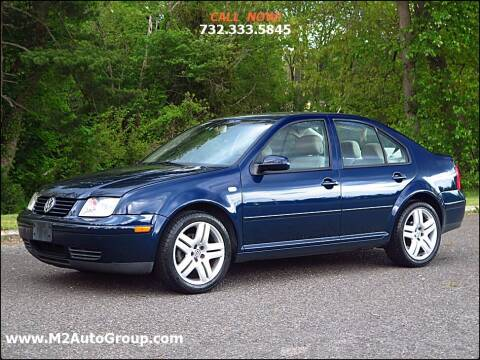 2002 Volkswagen Jetta for sale at M2 Auto Group Llc. EAST BRUNSWICK in East Brunswick NJ