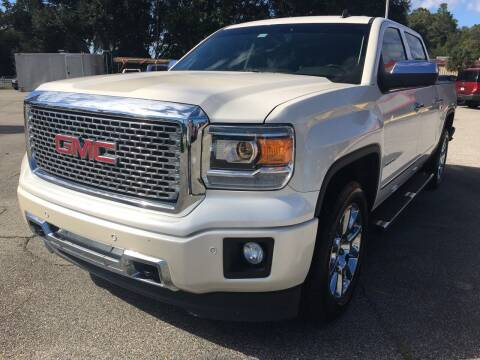 2014 GMC Sierra 1500 for sale at Capital City Imports in Tallahassee FL