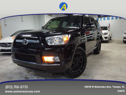 2012 Toyota 4Runner for sale at Automaxx in Tampa FL