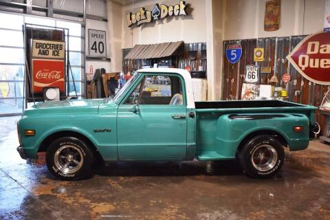 1972 Chevrolet C/K 10 Series for sale at Cool Classic Rides in Redmond OR