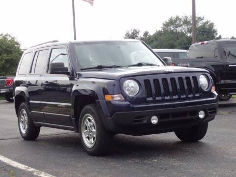 2017 Jeep Patriot for sale at Szott Ford in Holly MI