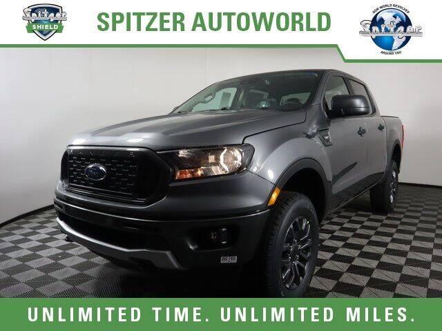 2021 Ford Ranger for sale in Hartville, OH