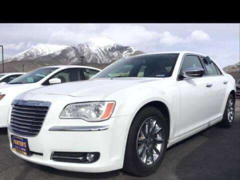 2012 Chrysler 300 for sale at Painter's Mitsubishi in Saint George UT