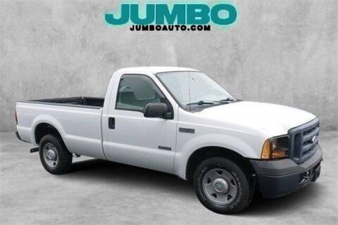 2007 Ford F-250 Super Duty for sale at Jumbo Auto & Truck Plaza in Hollywood FL