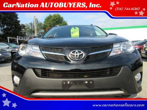 2013 Toyota RAV4 for sale at CarNation AUTOBUYERS, Inc. in Rockville Centre NY