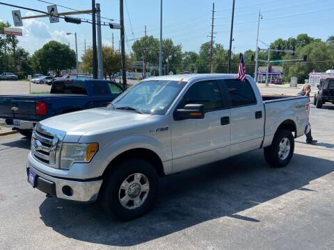 2010 Ford F-150 for sale at Smart Buy Car Sales in Saint Louis MO